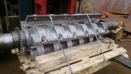 Дробилка-ротор шлюзовый затвор в Зеленокумск