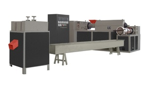 Трёхкаскадный гранулятор SJ 200/160/160