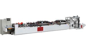Линия производства пакетов Дой-пак WZD-580