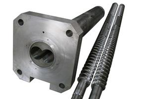 Параллельный конический шнек 50/105 мм