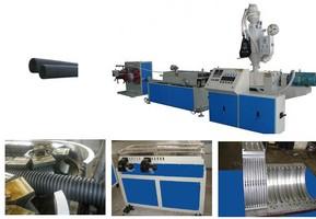 Линия для производства дренажной трубы SJD 90/30