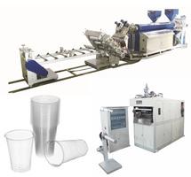 Оборудование для производства одноразовой посуды