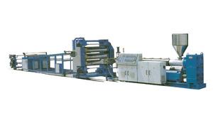 Экструзионная линия для производства листа SJ 120/1500