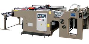 Трафаретная автоматическая печатная машина JB-1020