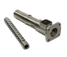 Шнековая пара для экструдера 45 мм