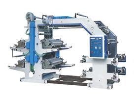Флексографическая машина YT-4-600