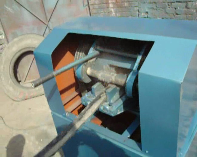 Переработки шин в крошку своими руками 58